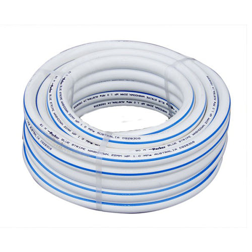 WASHDOWN BAY HOSE - BLUE LINE