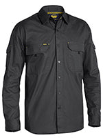 X AIRFLOW RIPSTOP MENS WORK SHIRT - LONG