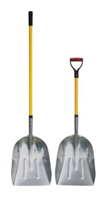 ALUMINIUM SCOOP SHOVEL