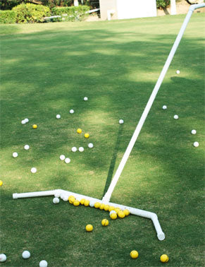 RANGE: BALL SWEEPER