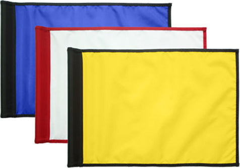 HEAVY-DUTY BORDER FLAG