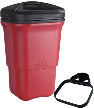 WASTE MATE TRASH RECEPTACLE