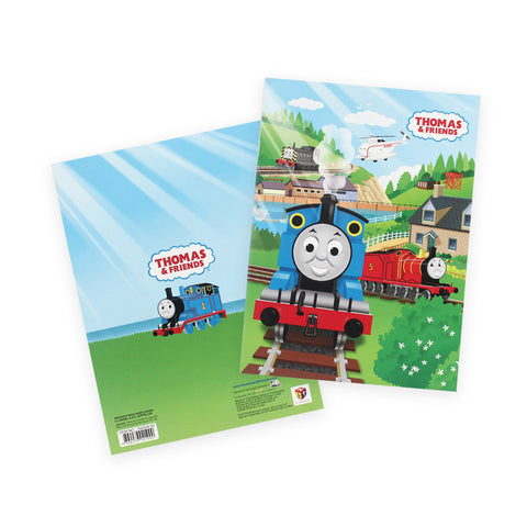 Thomas & Friends Country Road Notebook Stationery 10-21-0002
