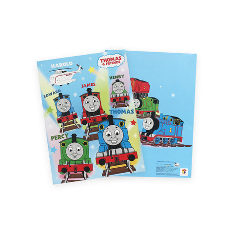 Thomas & Friends 6Pals Notebook B5 Stationery 10-21-0003
