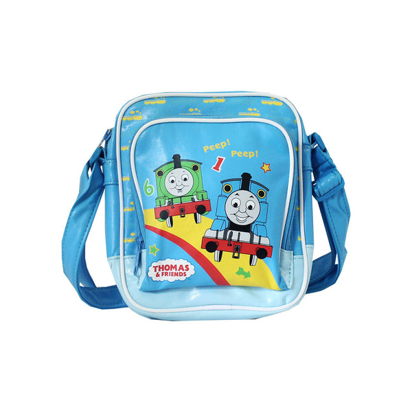 Thomas & Friends Peep! Shoulder Bags Light Blue 10-71-0008