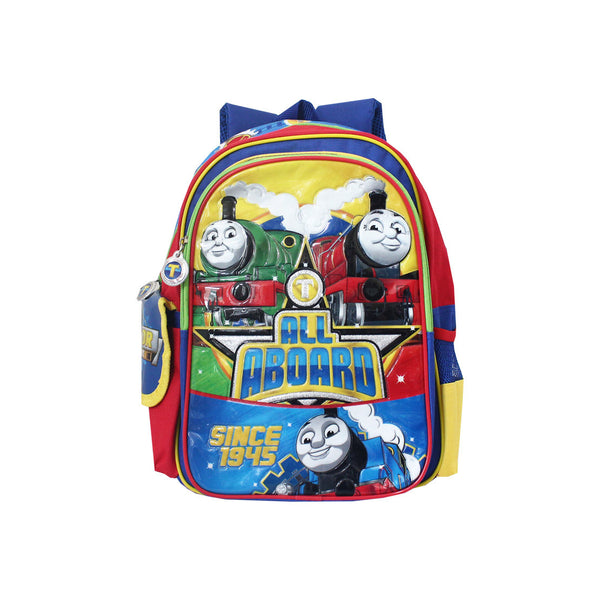 "Thomas & Friends All Aboard Pre School Backpack 12"" 10-71-0026"