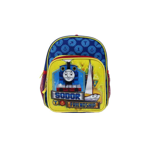 "Thomas & Friends 10"" Metalic Backpack"