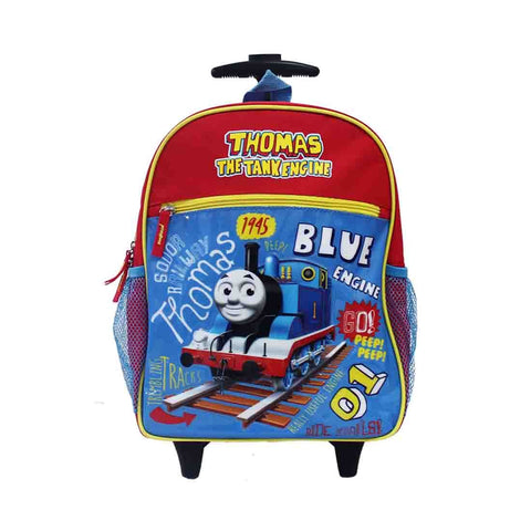"Thomas & Friends 14"" Ride the Rail Rolling Backpack"