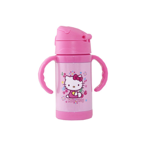 Hello Kitty Cherry Stars Thermos Kitchenware 260ml 201-04-094