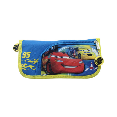 Cars Electric Blue Pencil Case Stationery 26-23-0009