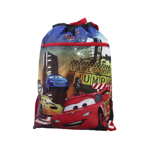 "Cars Cinch Sac Bag 17"" 26-71-0052"