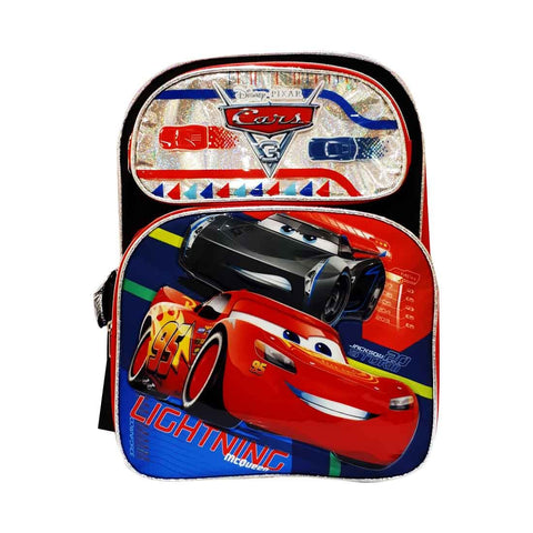 CARS3 16'' Faster than Fast Backpack 26-71-0062