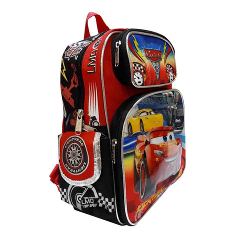 CARS3 12'' Big Race Backpack 26-71-0064
