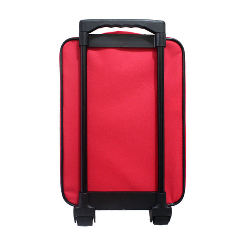 Cars Red McQueen Rolling Luggage 16