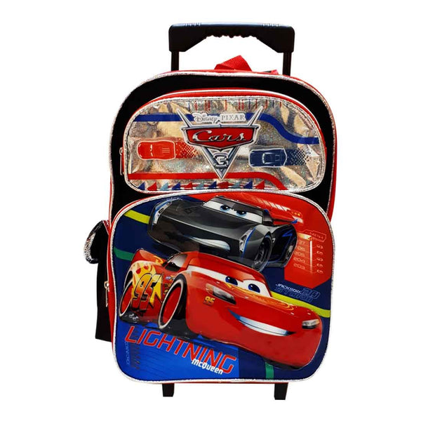CARS3 16'' Faster than Fast Rolling Backpack 26-72-0032