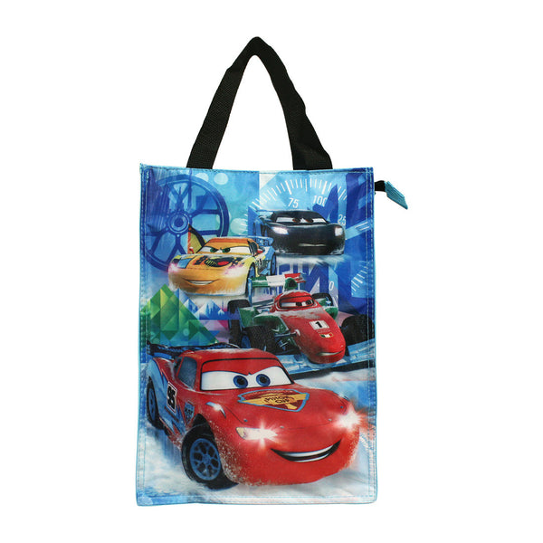 "Cars Winter Racers 13"" Long Rectangle Totebag 26-73-0006"