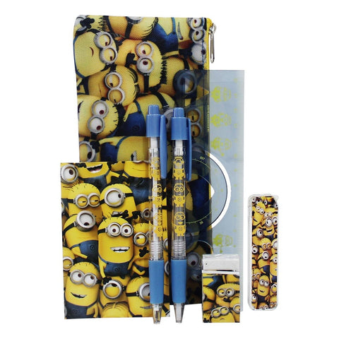 MINIONS Pattern Collection Stationery Set A 28-22-0008