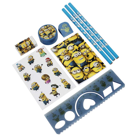 MINIONS Pattern Collection Stationery Set B 28-22-0009