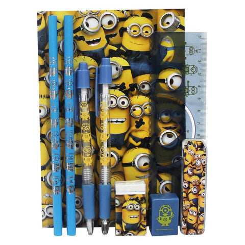MINIONS Pattern Collection Stationery Special Set 28-22-0010