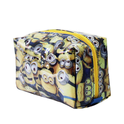 MINIONS Pattern Collection Cosmetic Pouch 28-24-0016