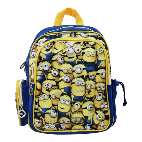 "MINIONS Pattern Collection 12.5"" Backpack 28-71-0023"