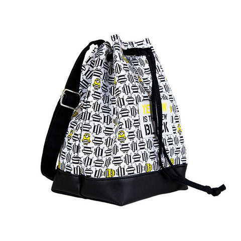MINIONS Jail Break Bucket Bag 28-73-0012