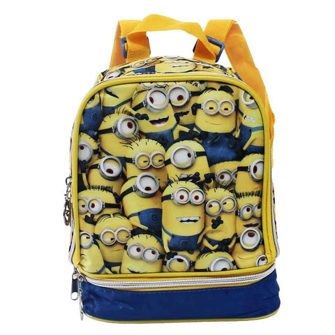 MINIONS Pattern Collection Lunch Bag 28-73-0016