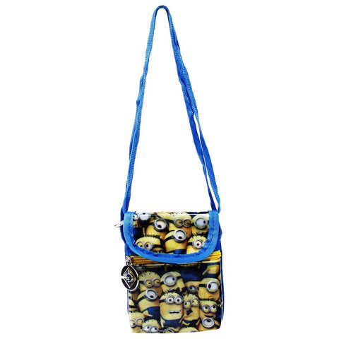 MINIONS Pattern Collection Mini Sling Bag 28-73-0017