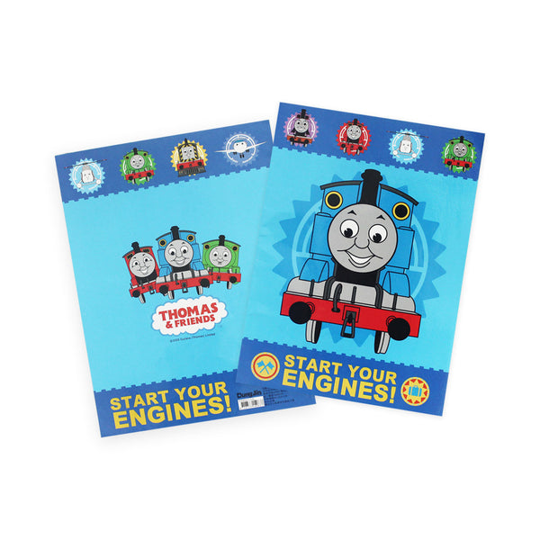 Thomas & Friends Start Ur Engines! 16K Notebook Stationery 42-90-0318