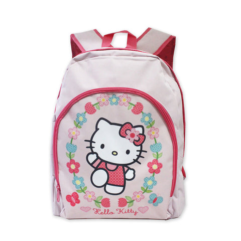 Hello Kitty HOME SWEET HOME Large Backpack 16Inch 50116-00181