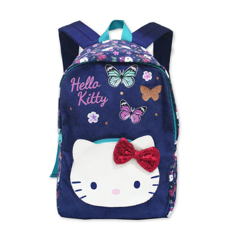 Hello Kitty Butterfly Backpack 15Inch 50116-00200