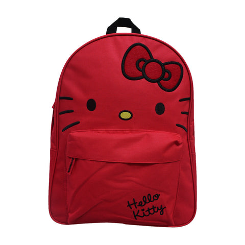 "Hello Kitty Miminashi Backpack Red 16"" 50116-00253"