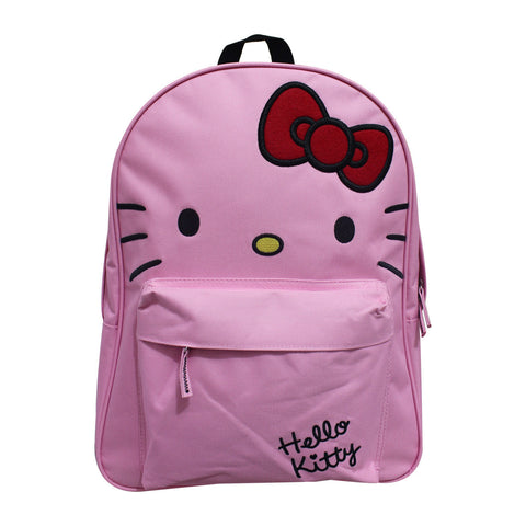 "Hello Kitty Miminashi Backpack Pink 16"" 50116-00254"
