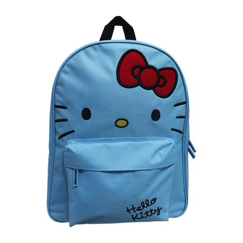 "Hello Kitty Miminashi Backpack Blue 16"" 50116-00255"