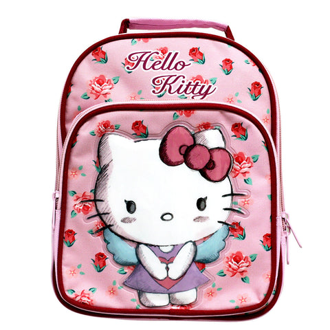 Hello Kitty Rose Angel Backpack 10 inch 50116-00258
