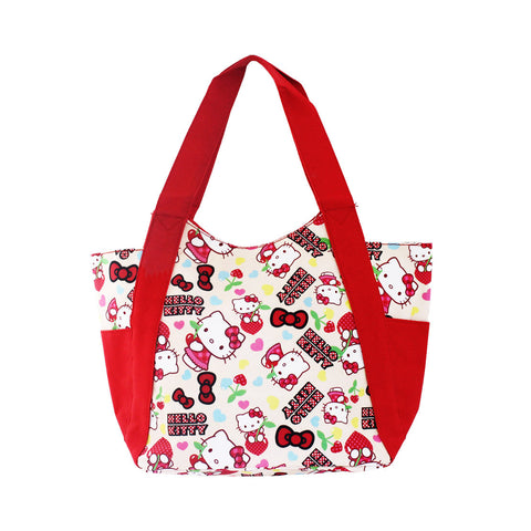 Hello Kitty Fruit Cherry TOTE Bags 50117-00422