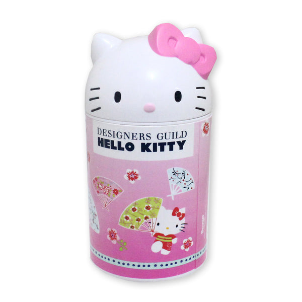 Hello Kitty Designers Guild Pen Pot Stationery Pink 50163-00188