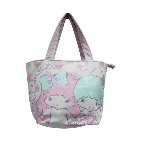 Little Twin Stars Sketchy Canvass Tote Bag 50317-00057