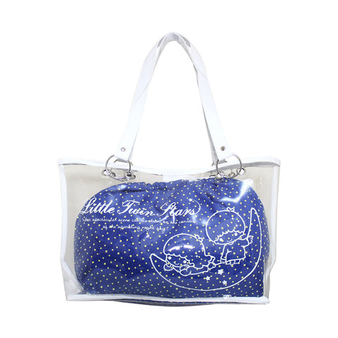 Little Twin Stars Sparkling Night Tote Bag 50317-00063