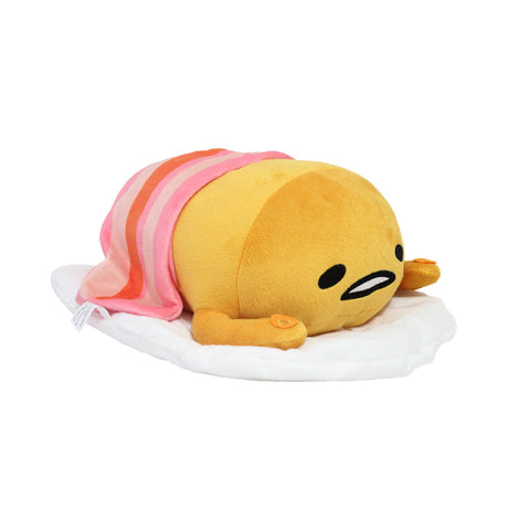 Gudetama Lazy Breakfast Talking Plush Home Accessories 56729-00008