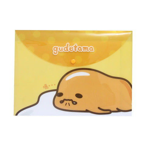 Gudetama Pouting Gude File Holder Stationery A4 56765-00001