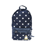 "Bang on the Door Polka Penguin Backpack Navy 16"" 72-71-0019"