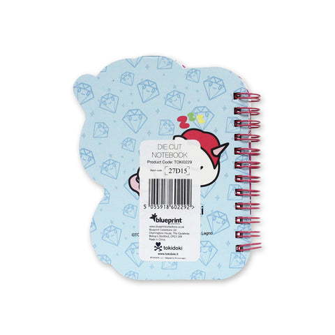 Tokidoki Die Cut Notebook Stationery A6 73-21-0002