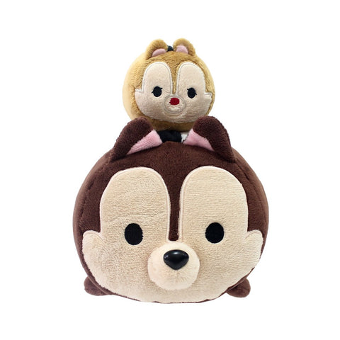 TSUM TSUM Chip & Dale Stackable Bolster 81-03-0042