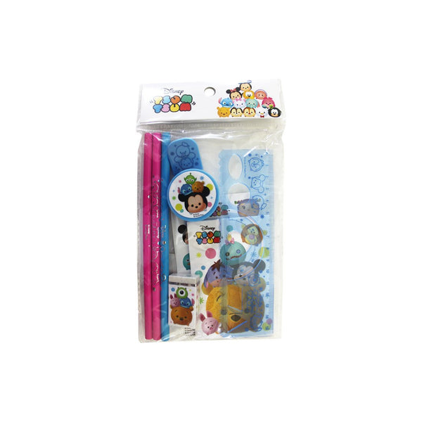 TSUM TSUM TSUMTASTIC COLLECTION Stationery Set 81-22-0013