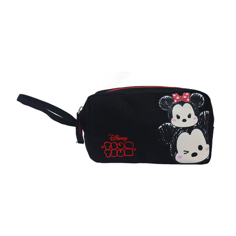 Tsum Tsum Black MM Series Cosmetic Case 81-23-0033