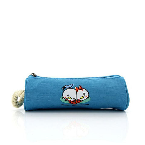 TSUM TSUM Sweet Color Series Blue Pencase 81-23-0056