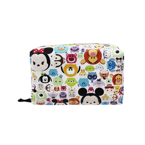 "TSUM TSUM ""Cosmetic Pouch"" PATTERN COLLECTION"