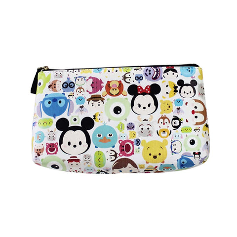 "TSUM TSUM ""Travell Pouch"" PATTERN COLLECTION"