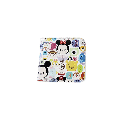 "TSUM TSUM ""Wallet"" PATTERN COLLECTION"